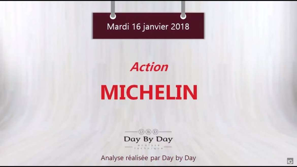 Trader l'action Michelin en bourse